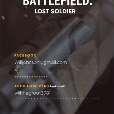 BF:LS sample screen